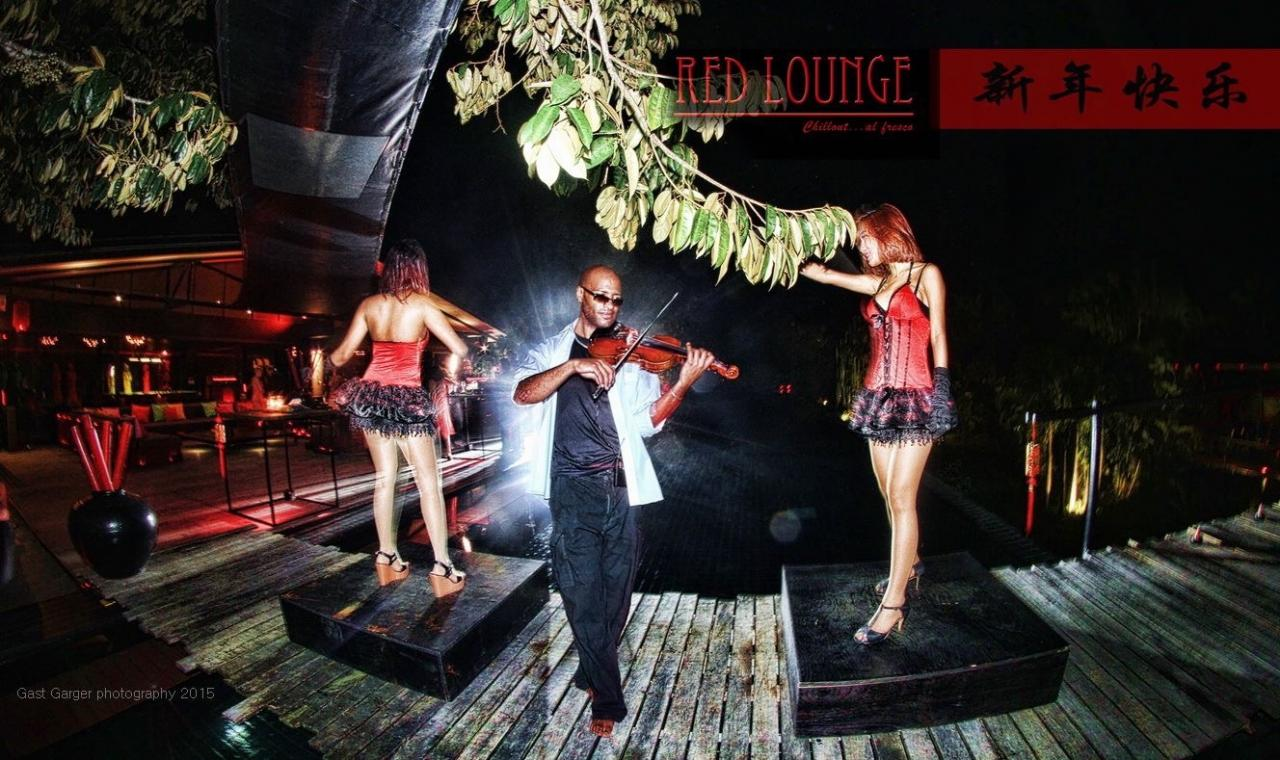 Red Lounge - Phuket (Thaïland)